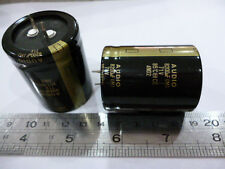 8200uf71v gold audio capasistor 8200uf-71v  ( for3pcs )