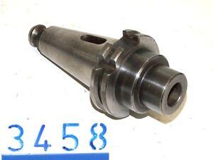 CAT 40 morse taper adapter No 2 milling chuck(3458)