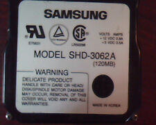 Hard Disk Drive IDE Samsung SHD-3062A 120MB Rev E J1DC517583