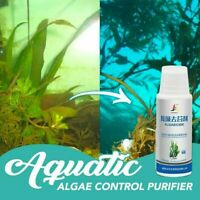 Aquatic Algae Control Purifier Desiccant Algaecide Odor Purify Water Fish R B2R1