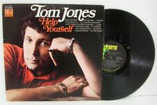 Tom Jones HELP YOURSELF LP Record PAS 71025 1967 PARROT LABEL Stereo VG+