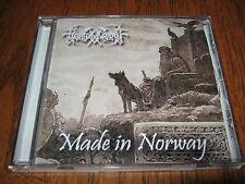 """HORDAGAARD """"Made In Norway"""" CD  taake urgehal tsjuder"""