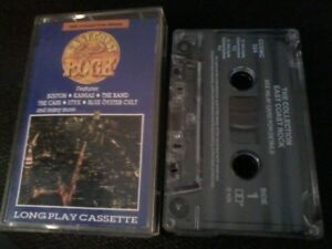 VARIOUS East Coast Rock: Collectors Series 1991 Album cassette tape POST FREE