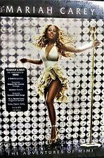 Mariah Carey Adventures of Mimi,NEW! 2 DVD 19 Tracks Concert Live HD,Boyz II Men