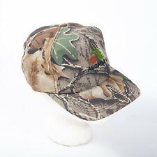 Vintage K Products Asgrow Seeds Advantage Camo Snapback Hat