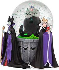 Disney Showcase VILLAINS Waterball 6007136*NIB*Ships Free*