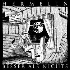 HERMELIN besser als nichts LP NEW