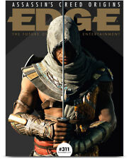 EDGE Magazine November 2017 Assassin���s Creed Origins Mario + Rabbids Sea Of Thie