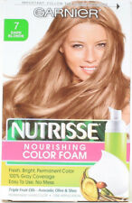 1 Garnier 7 Dark Blonde Nutrisse Nourishing Colour Foam Permanent Hair Color