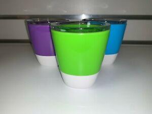 MUNCHKIN Splash Toddler Cups with Training Lids, 7oz. 3-Pack