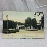 Vintage 1906 Postcard Olentangy Park Arcade Columbus Ohio