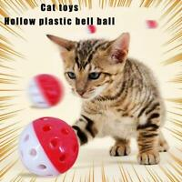Pet Parrot Toy Bird Hollow Bell Ball For Parakeet Cockatiel Chew Cage Toys