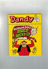 DANDY COMIC LIBRARY No. 1 1983 Desperate Dan's Rodeo Round Up