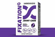 Magnum Nutraceuticals Fixation Muscle Joint Support Curcuminoids Rosemary Ginger