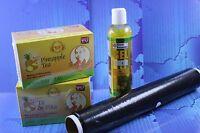 1 OSMOTIC PLASTIC BODY + 1 GEL PINA+2 TE DR Dr MIng Pineapple 2 BOX, redu shaper