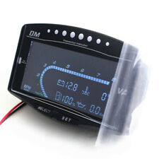 New Listing5 Function Car Gauge Kit Tachometer Volt Water Temp Oil Pressure Meter Withsensor