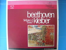 "LP BEETHOVEN SINFONIA N° 3 OP 55 ""EROICA"" ERIC KLEIBER LIVE COLONIA 1953"