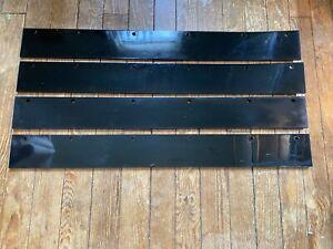 Wacker RD11A, RD12, RD16 Vibratory Asphalt Roller Scraper Set of 4 - 0183039