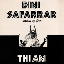 Afro Funk-Mor Thiam-Dini saffarar-drums of fire-LP +MP3 Jazzman Saint Graal