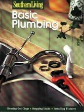 Basic Plumbing (Southern Living (Paperback Sunset))-ExLibrary