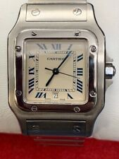 Cartier Santos Galbee 29mm Quartz Circa 2000