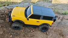 New Bright RC 2021 Ford Bronco 2-Door 1:10 RC - TRX4 SCX10 crawler BODY ONLY