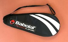 Babolat Teamline Black / White Tennis Racquet Racket Bag * 11.5 x 29.5""