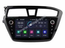 "AUTORADIO 8"" HYUNDAI I20 Navigatore Comandi Android 9.0 4gb 32gb USB"