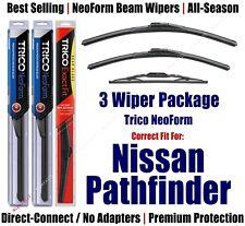 3pk Wipers - NeoForm - fit 2004 Nissan Pathfinder (Except Armada) 16220/210/10-1