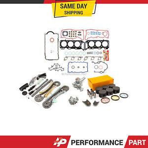 Engine Rebuild Kit for 04-06 Mercury Ford Mountaineer Explorer 4.0 V6 SOHC