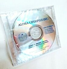 Subliminal Weight Loss & Positive Changes CD from Alpha Lifestyle Center SEALED