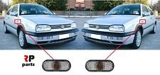 VW GOLF 96-99, POLO 94-97 FRONT FENDER SIDE INDICATOR DARKENED 2X RIGHT&LEFT