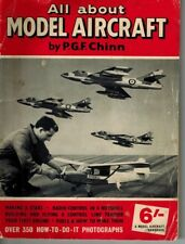 Vintage Book 1958 - All About Model Aircraft by PGF Chinn