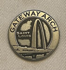 National Park Token Gateway Arch Jefferson Expansion Memorial Old Version