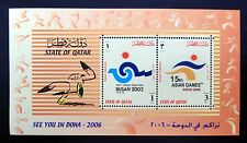 QATAR 2002 Asian Games M/Sheet MS1122 U/M FP9585