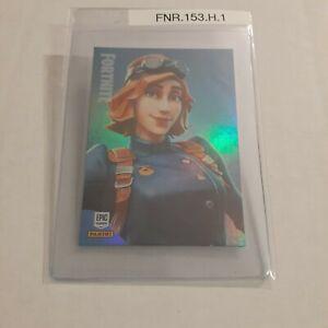 Fortnite Airheart 153 holo foil trading card rare outfit 2019 Panini Series 1