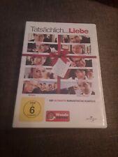 DVD  Tatsächlich .... Liebe  Film Weihnachten