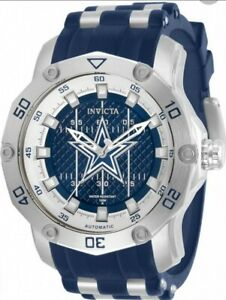 Invicta NFL Dallas Cowboys Automatic Blue Men's Watch 32016
