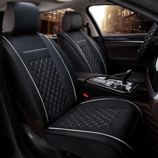 Newly Car Seat Cover Leather Comfortable Durable 5-Seat For Interior Accessories (Fits: Chrysler Concorde)