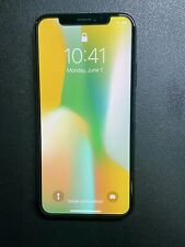 Apple iPhone X - 64GB - Space Grey Locked T-Mobile Carrier