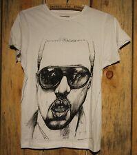 2011 Kanye West Merchandise Concert Tour Rap T-Shirt Men's Size Small +