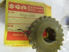 Suzuki T20,TC250 nos primary drive gear 1966-1968    p.n. 21111-11000