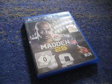 PS4 - PlayStation 4 Spiel MADDEN NFL 25 in OVP DEUTSCHE Verkaufsversion Top NFL