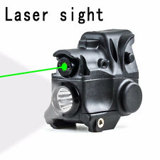 Hunting Green Laser Sight Scope Include LED Flash Light Torch Combo 532nm Stock