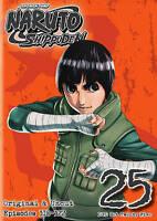 Naruto: Shippuden - Box Set 25 (DVD, 2016, 2-Disc Set)