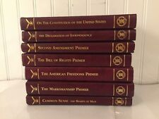 American Heritage Library - Set of 7 - National Rifle Association NRA-
