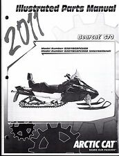2011 ARCTIC CAT SNOWMOBILE BEARCAT 570 PARTS MANUAL P/N 2258-789  (748)