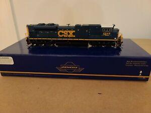 Athearn HO Scale Genesis SD70ACe CSX #4849 DCC No Sound