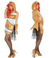 Déguisement Femme Poisson NEMO Orange XL 44 Dessin Animé NEUF pas cher