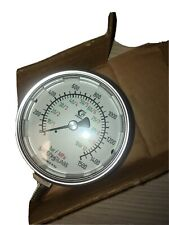 Graco 0-1500psi Gauge - for airless & Aa pump systems and other air systems